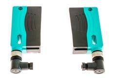Elektroniczne bariery infrared Fotografia Royalty Free