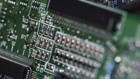 Elektronicznego obwodu układy scaleni zbiory wideo