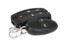 elektroniczny klucz Zdjęcie Stock