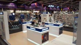 Elektroniczny sklep Obrazy Stock