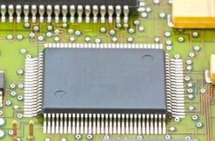 elektroniczny układ scalony deskowy obwód Fotografia Royalty Free