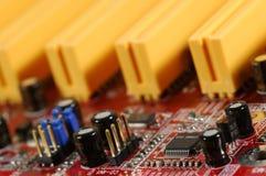 elektroniczny zarządu obwód Obraz Stock