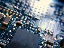 elektroniczny zarządu obwód obrazy stock