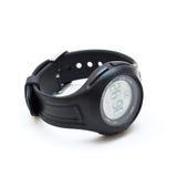 Elektroniczny zegarek fotografia stock