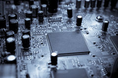 elektronik Arkivfoton
