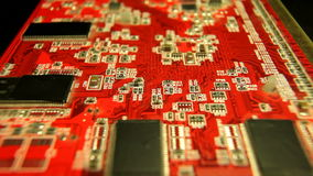 Elektronik stock video