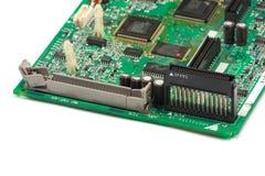 Elektronik circute Lizenzfreies Stockbild
