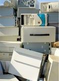 Elektronik-Ödland Lizenzfreie Stockfotografie