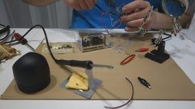 Elektronik för manlödmetallreparationer