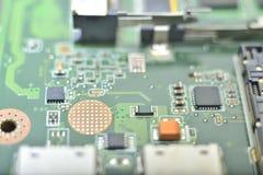elektronika achtergrond stock foto