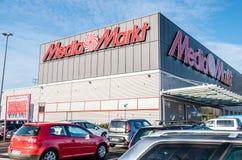 Elektronika hypermarkets zdjęcia royalty free