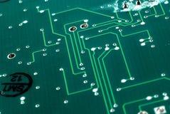 elektronika wchodzi na pokład obrazy stock