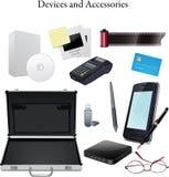 Elektronikabbildung Lizenzfreie Stockfotos
