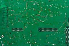Elektronikdruckmuster Lizenzfreie Stockfotografie