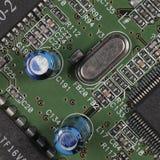 ElektronikLeiterplatte Lizenzfreie Stockfotos