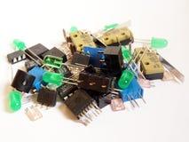 Elektronisch Royalty-vrije Stock Afbeeldingen
