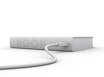 Elektronisch boek Stock Foto