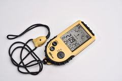Elektronisch kompas Stock Afbeeldingen