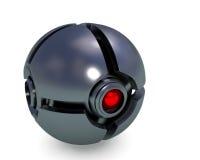 Elektronisch oog Vector Illustratie