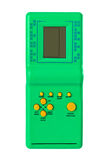 Elektronisch tetrisspel Stock Afbeelding