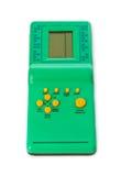 Elektronisch tetrisspel Stock Foto