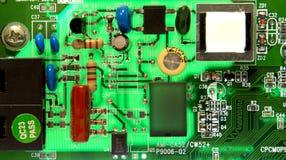 Elektronische apparaten dichte omhooggaand: technologie concept stock fotografie