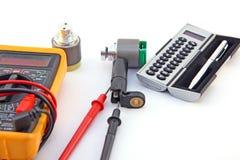 Elektronische apparatuur stock afbeelding