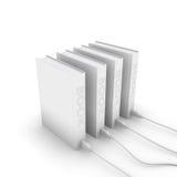 Elektronische boeken Stock Fotografie