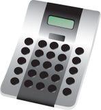 Elektronische calculator Vector Illustratie