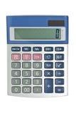 Elektronische calculator Stock Fotografie