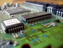 Elektronische eenheid Stock Foto