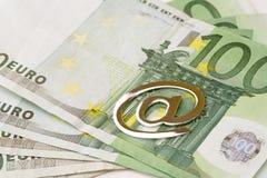 Elektronische handel Royalty-vrije Stock Fotografie