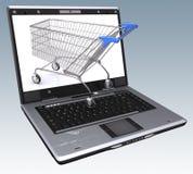 Elektronische handel Royalty-vrije Stock Afbeeldingen
