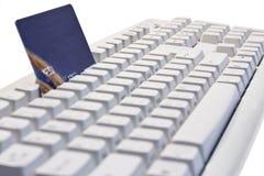 Elektronische handel. Concept. Stock Afbeelding