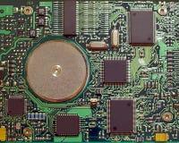 Elektronische Kring Stock Afbeeldingen
