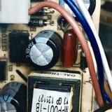 Elektronische kringen Stock Afbeeldingen