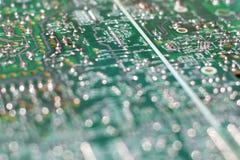 elektronische Leiterplatte Lizenzfreie Stockfotos