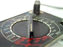 Elektronische meter Royalty-vrije Stock Fotografie