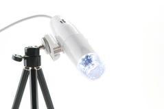 Elektronische microscoop Royalty-vrije Stock Afbeelding