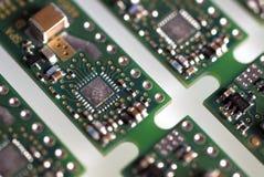 Elektronische Module Stock Afbeelding