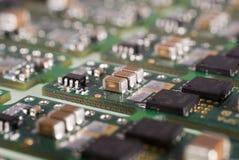 Elektronische Module Stock Foto