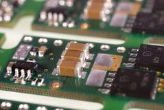 Elektronische Module Stock Foto's