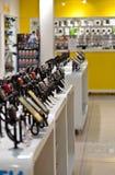 Elektronische opslag Stock Foto