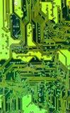 Elektronische raad Stock Foto