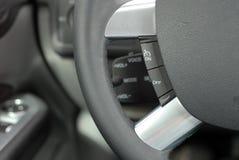 Elektronische Reisegeschwindigkeitskontrolle, tempomat Lizenzfreie Stockfotografie