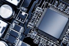 Elektronische Schaltung Lizenzfreies Stockfoto