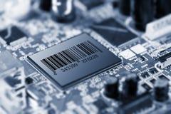Elektronische Schaltung Stockfotos