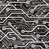 Elektronische Tapete Stockbilder
