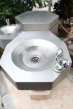 Elektronische Wassermaschine Lizenzfreie Stockbilder