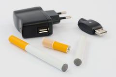 Elektronische Zigarette Lizenzfreie Stockfotografie
